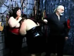 Two BBWS Get Dominated